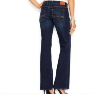 Lucky Brand Sweet n Low Bootcut Jeans Size 30